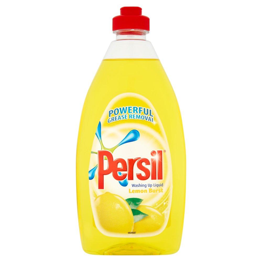 Persil Washing Up Liquid Lemon Burst 500ml