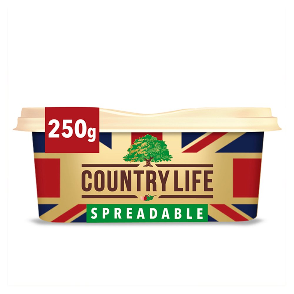 Country Life Salted British Block Butter 250g