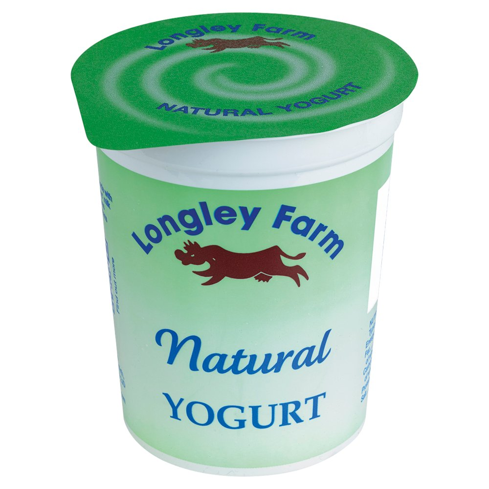 Longley Natural Yogurt 454g