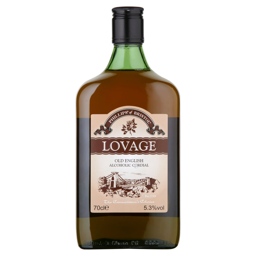 Lovage Cordial
