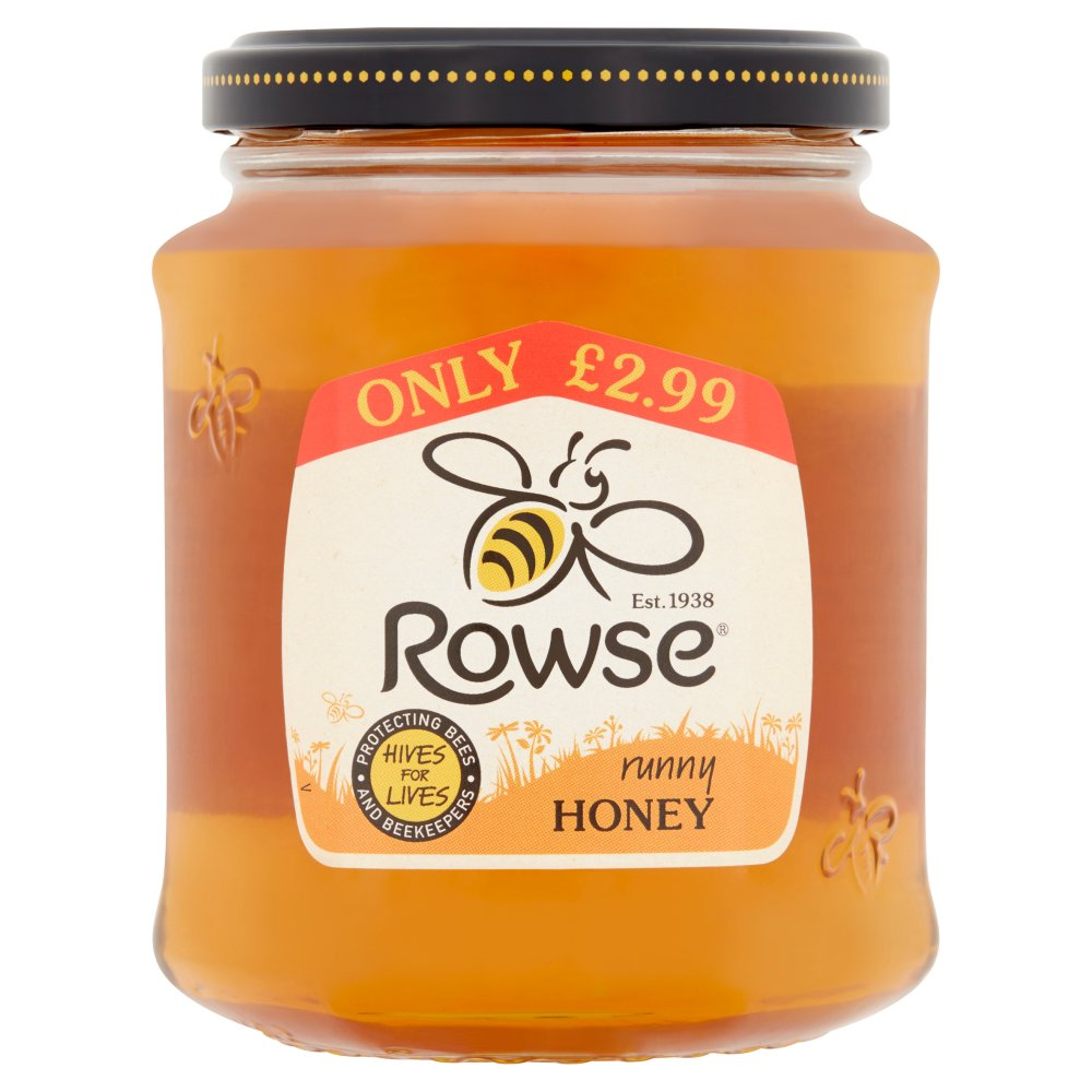 Rowse Runny Honey 340g