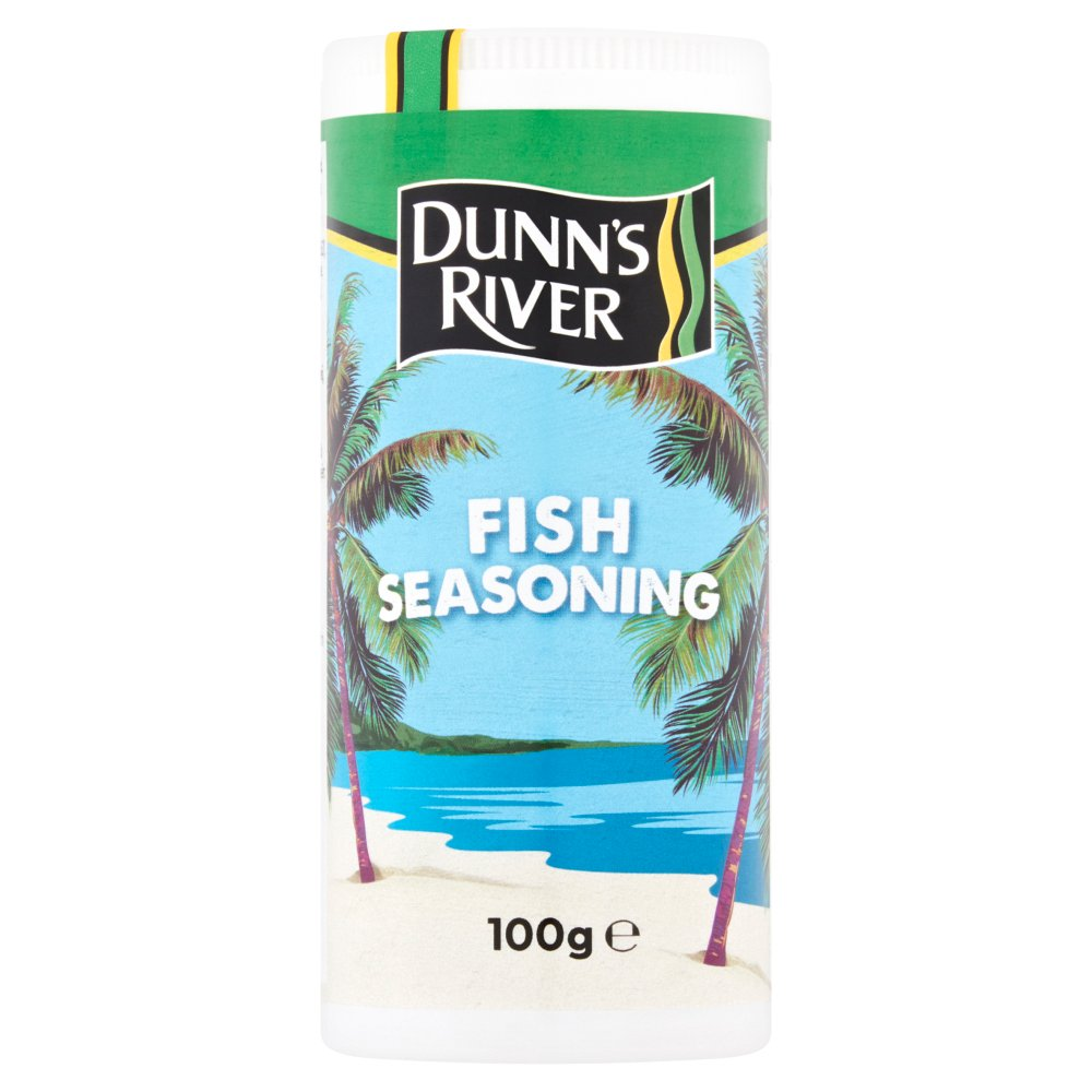 Dr Fish Seasoning