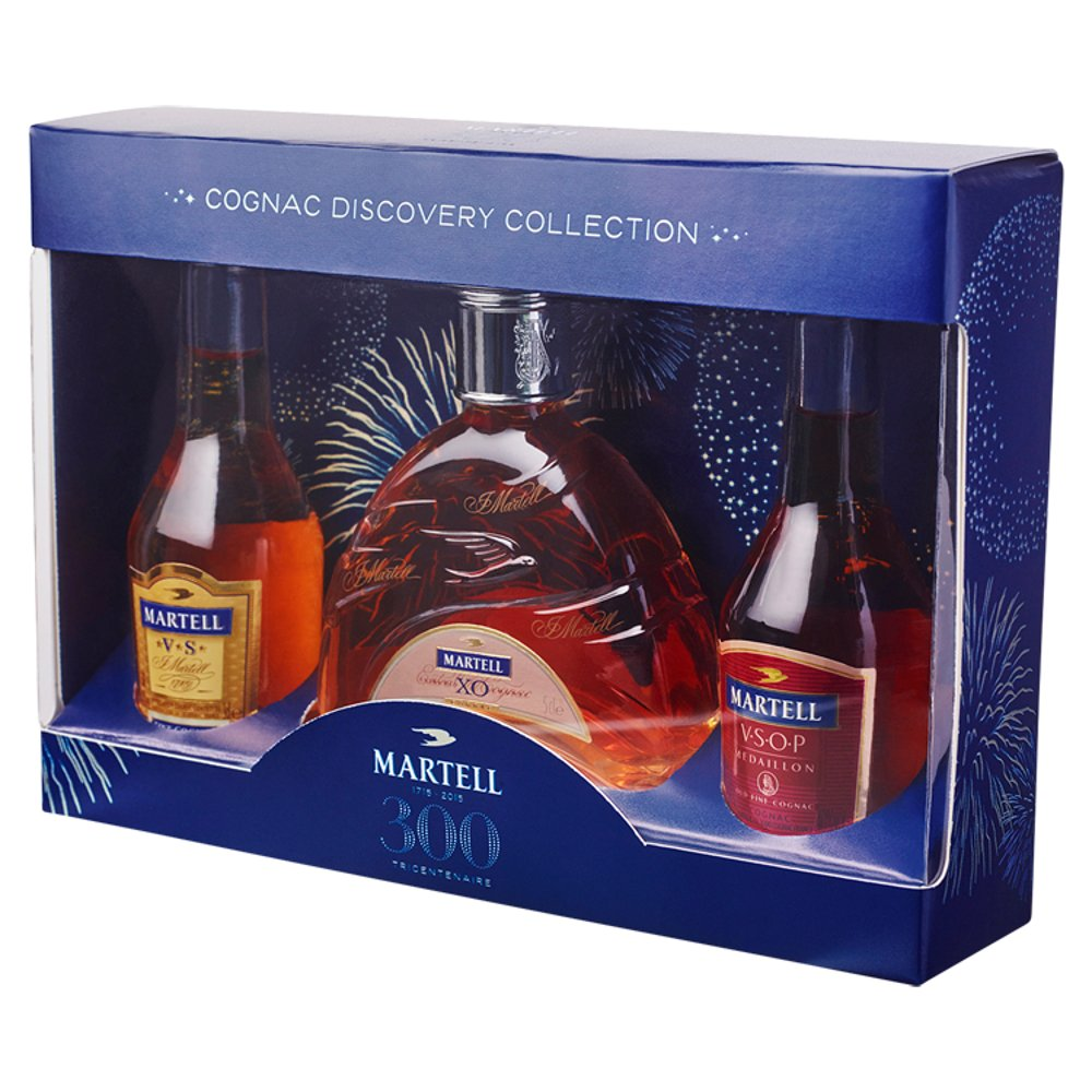 Martell Miniature Gift Pack