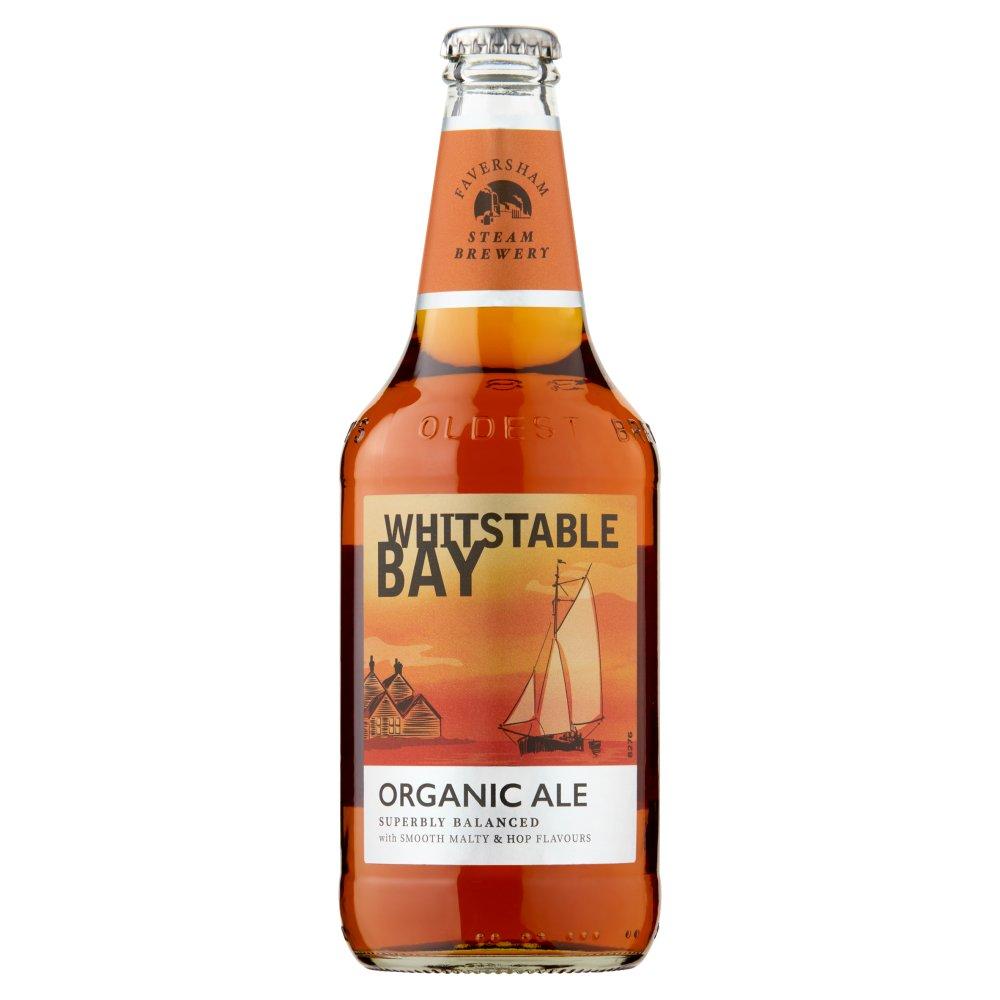 Whitstable Bay Organic Ale 500ml