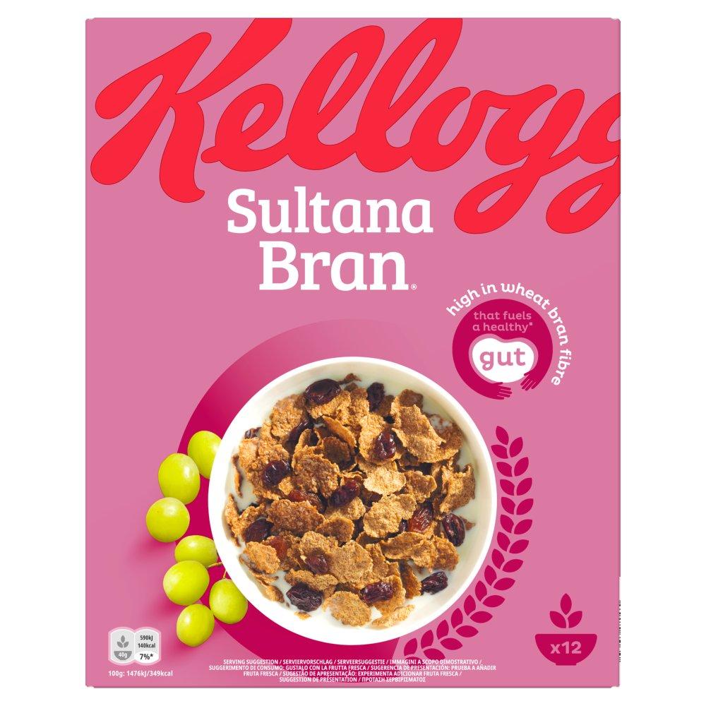 Kellogg's Sultana Bran 500g