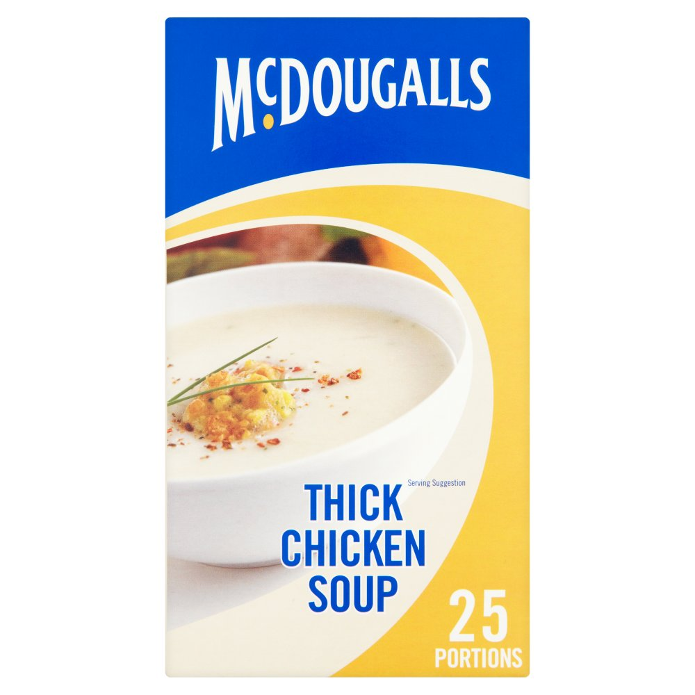 Mcdougals Thick Chicken Soup