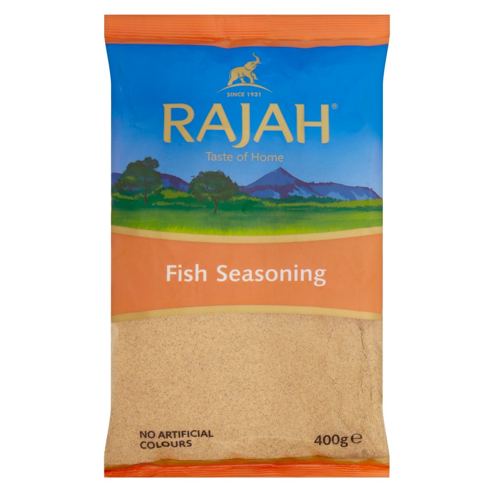 Rajah Fish Seasoning