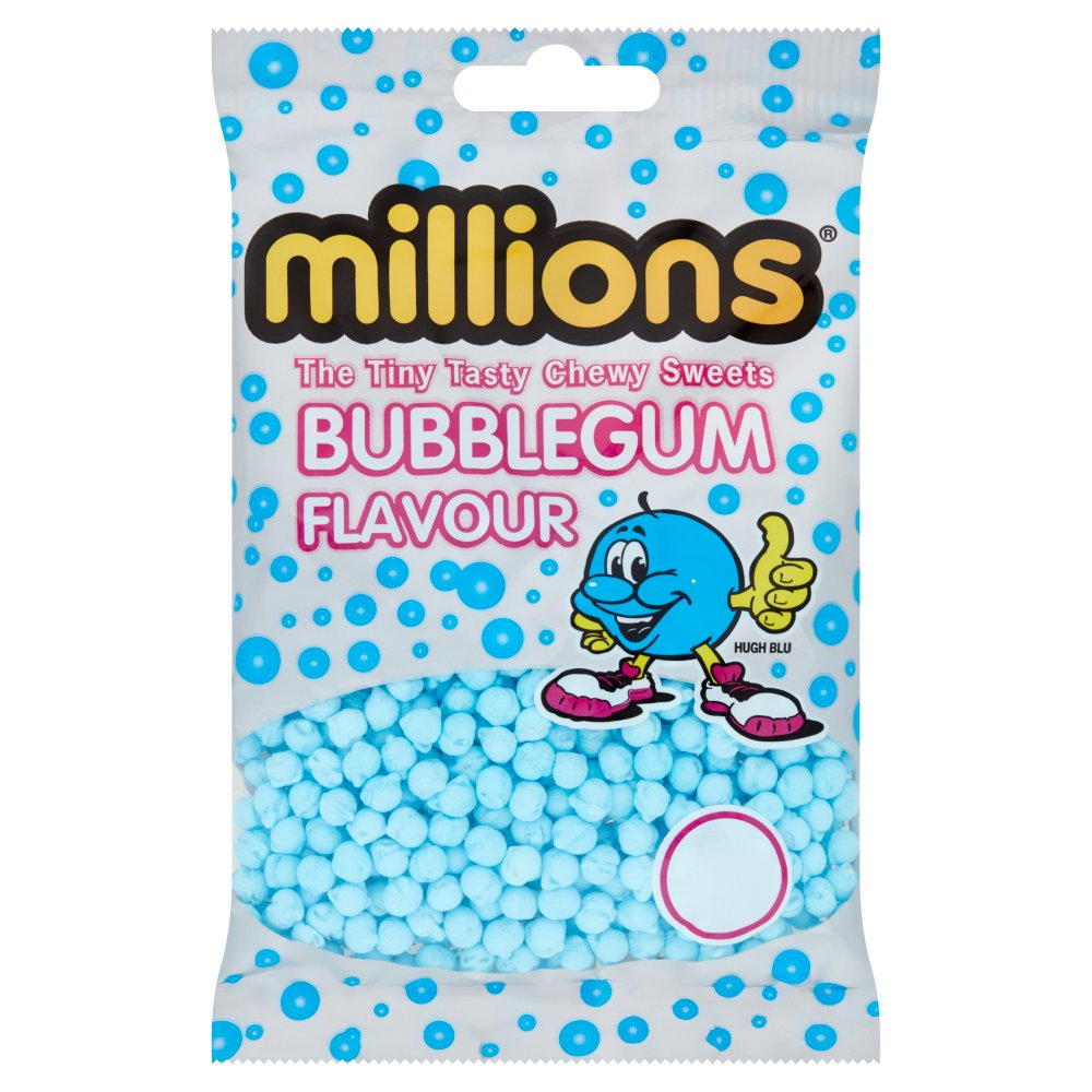 Millions Bubblegum Bag PM £1