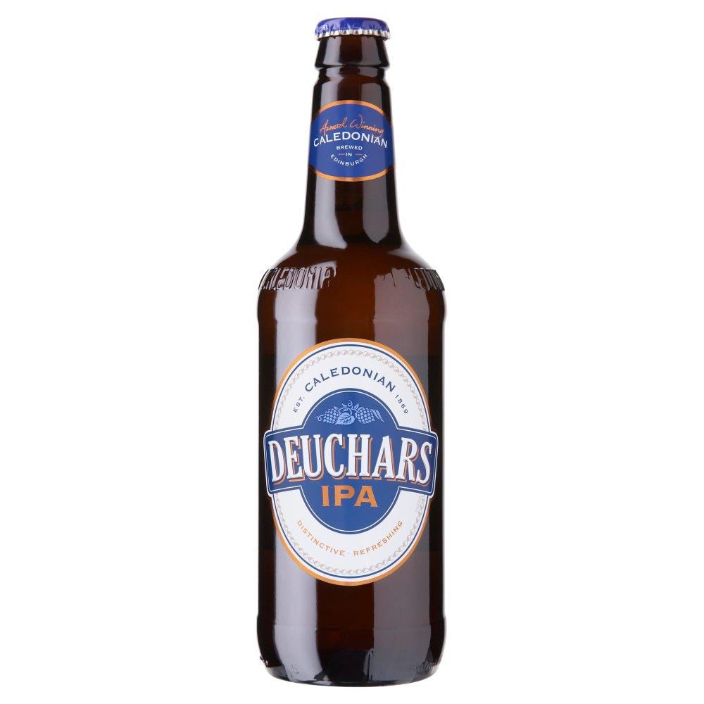 Caledonian Deuchars IPA 500ml Bottle