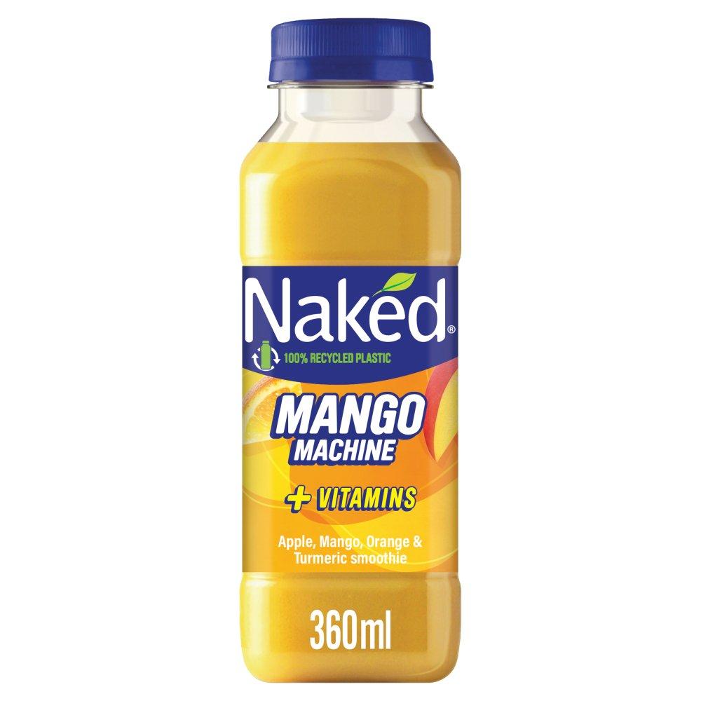 Naked Mango Machine Smoothie 360ml