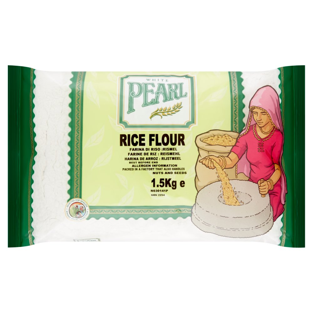 White Pearl Rice Flour 1.5kg