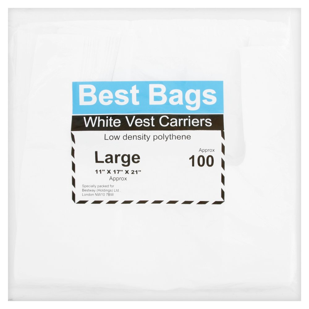 White Vest Carriers