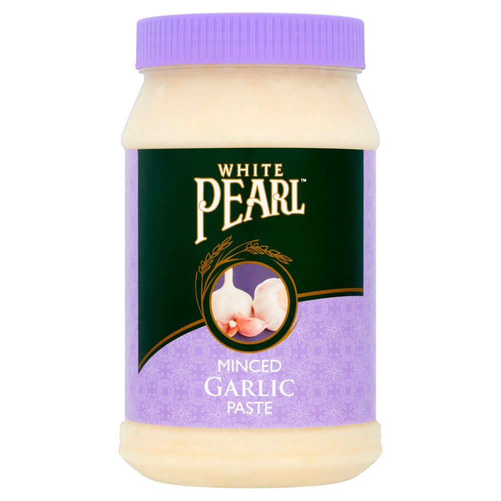 White Pearl Minced Garlic Paste 1kg