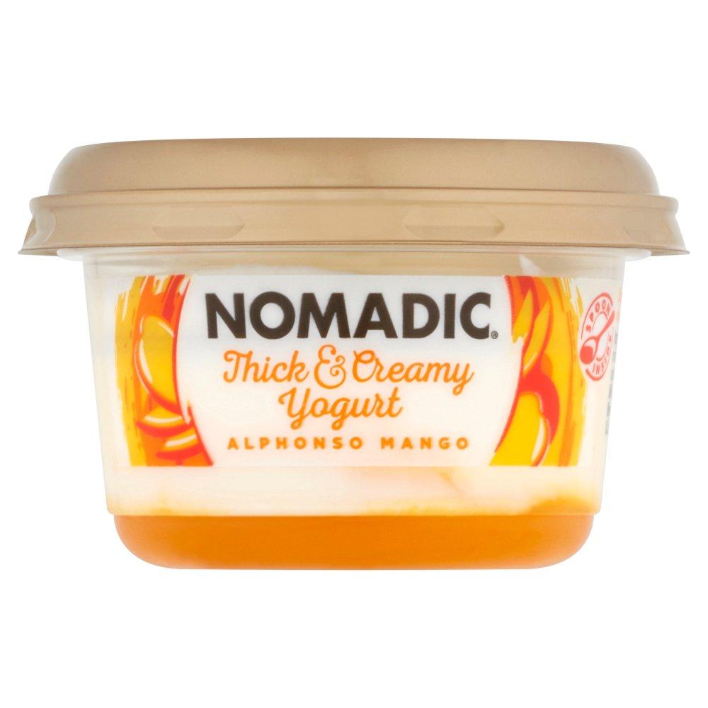 Nomadic Thick & Creamy Yogurt Alphonso Mango 160g
