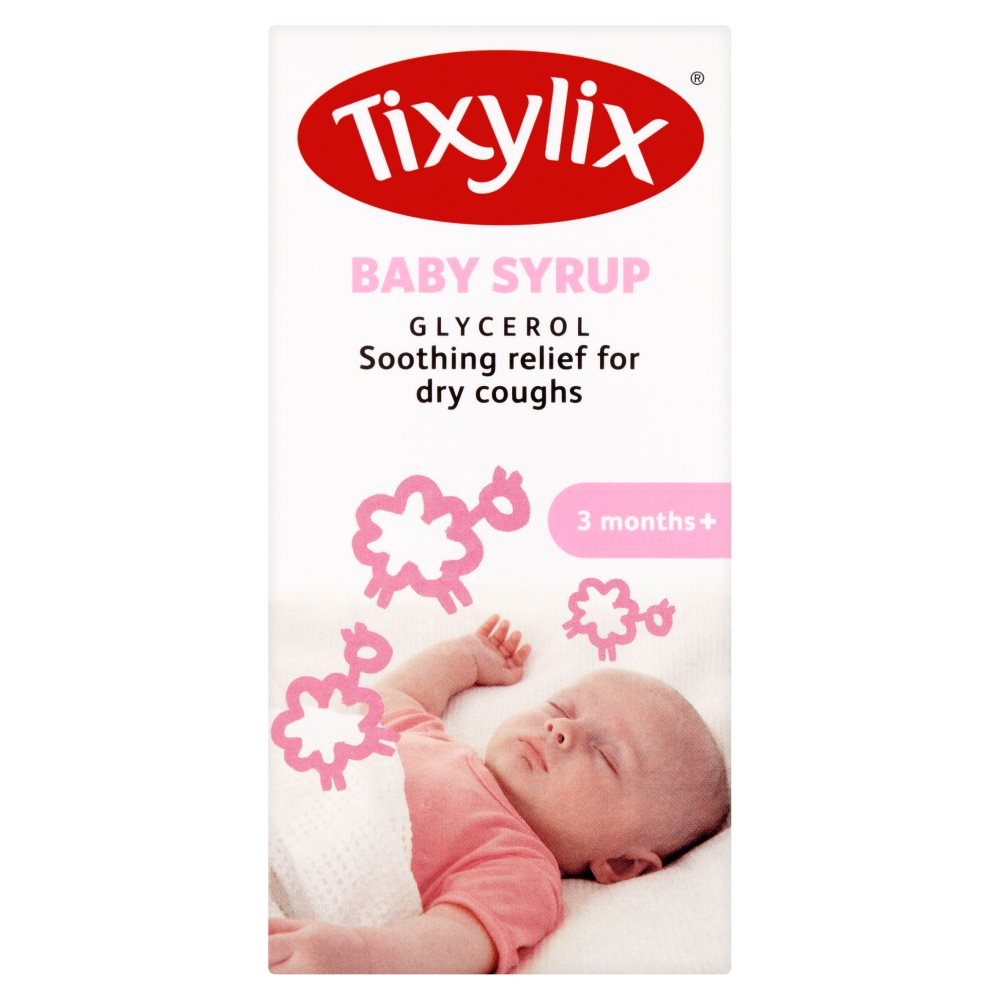 Tixylix Baby Cough Syrup 100ml