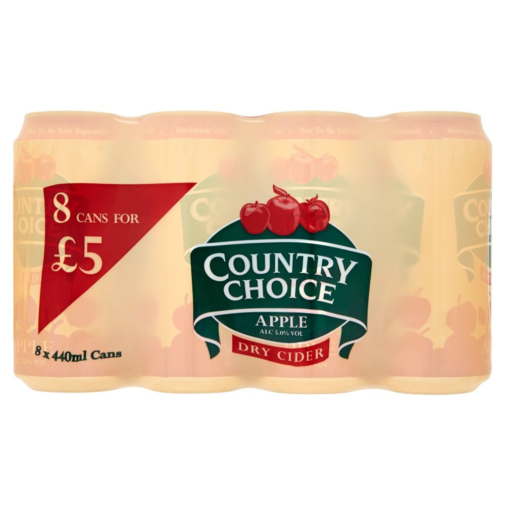 Country Choice PM 8 For £5