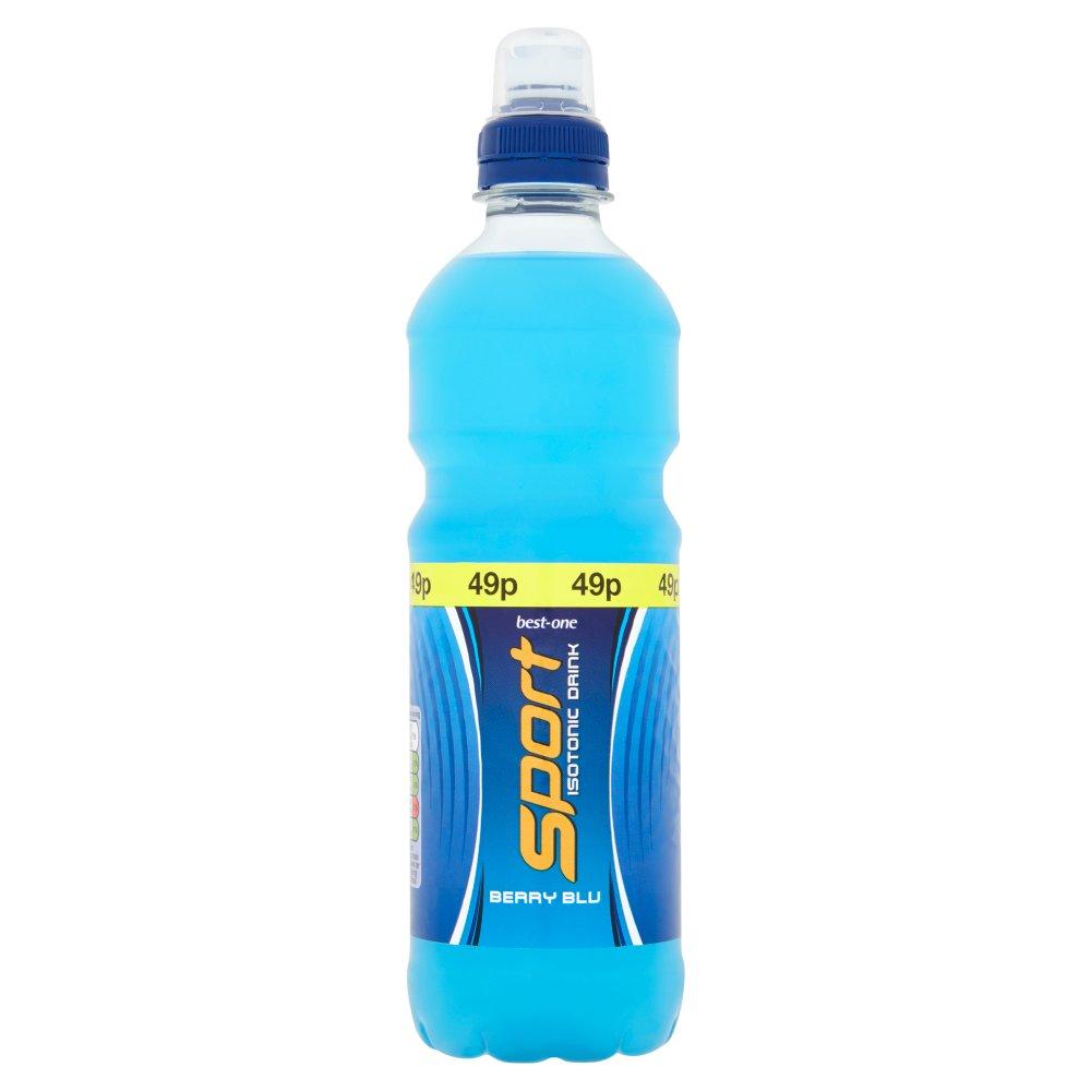 Best-One Sport Isotonic Berry Blu Drink 500ml
