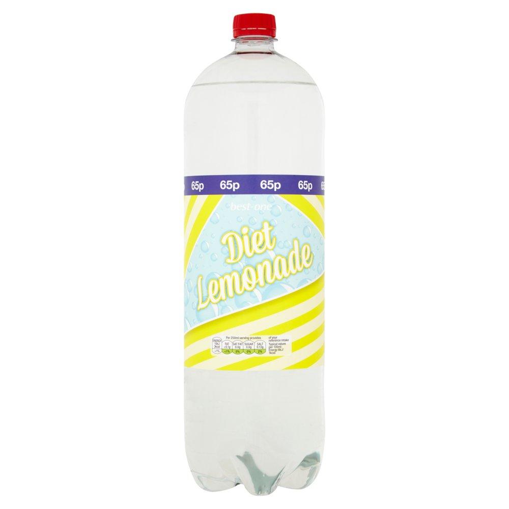 Best One Diet Lemonade 2 Litre Bestway Wholesale