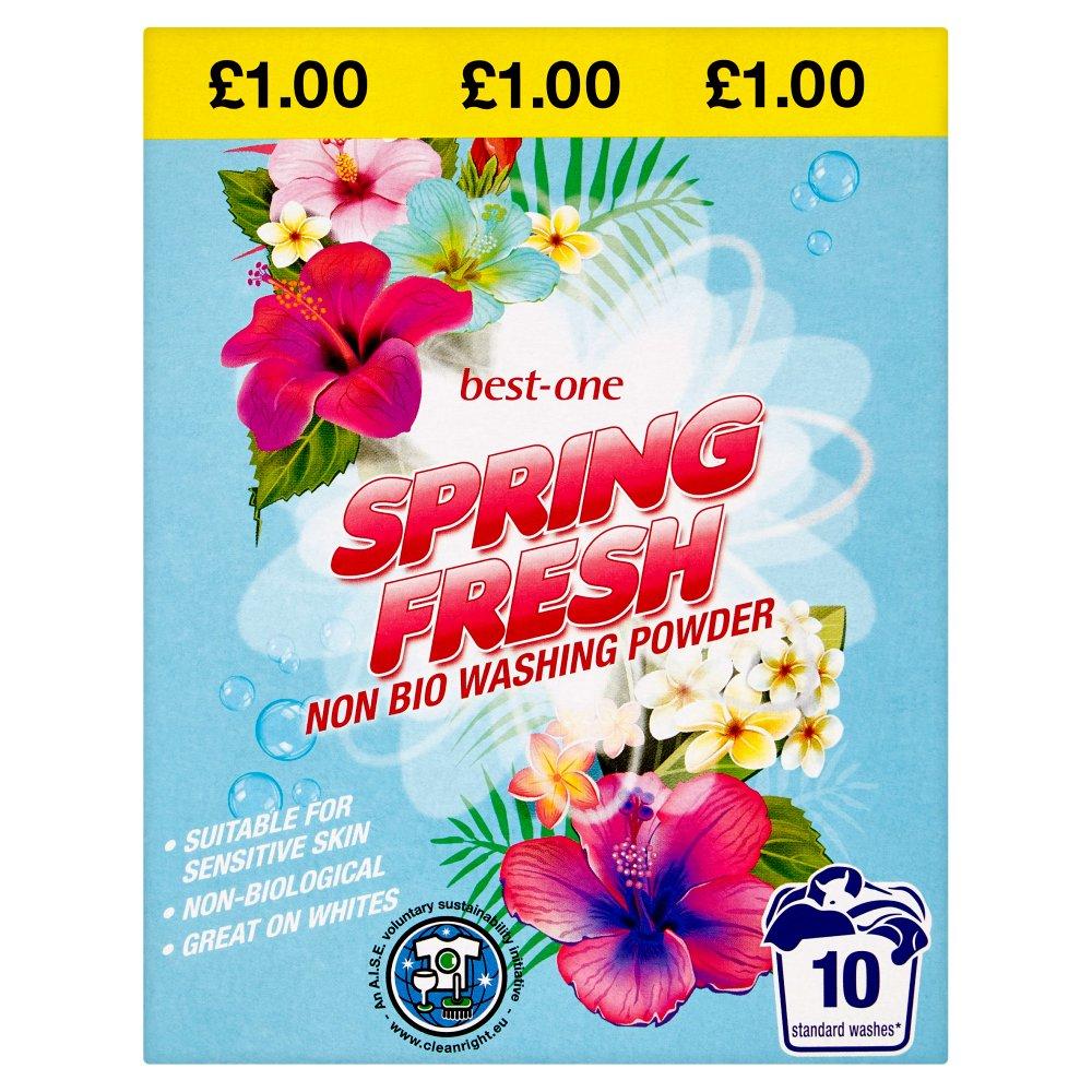 Best-One Spring Fresh Non Bio Washing Powder 780g