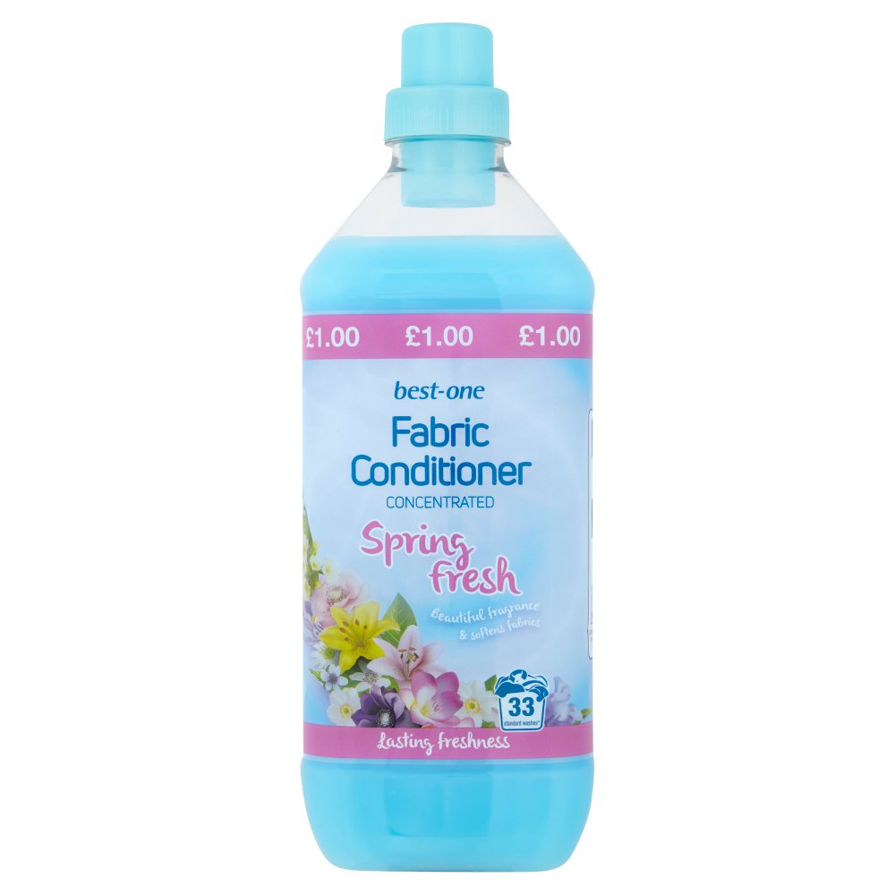 Best-One Fabric Conditioner Concentrated Spring Fresh 33