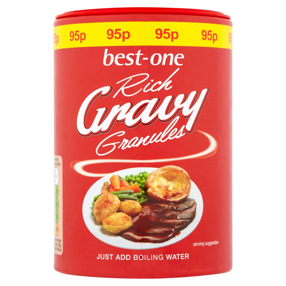 Best-One Rich Gravy Granules 170g