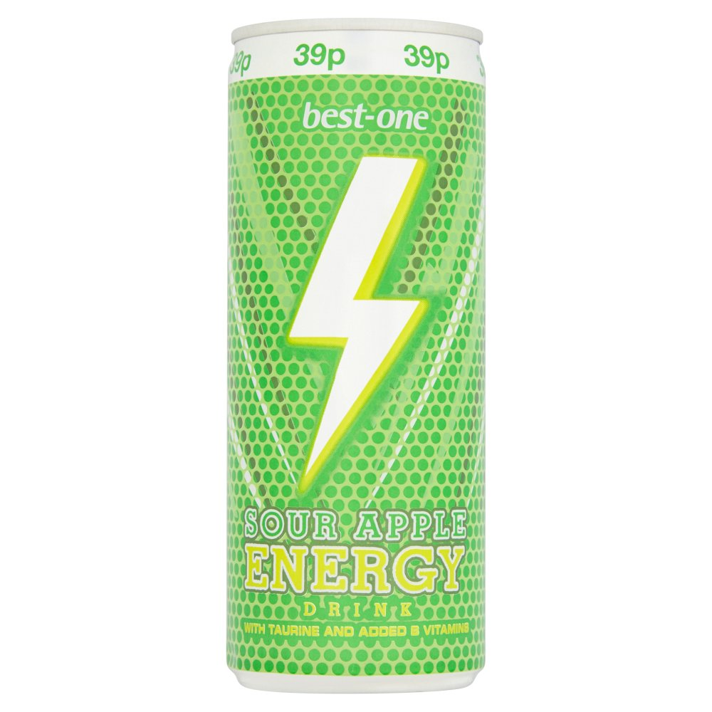 Best-One Sour Apple Energy Drink 250ml