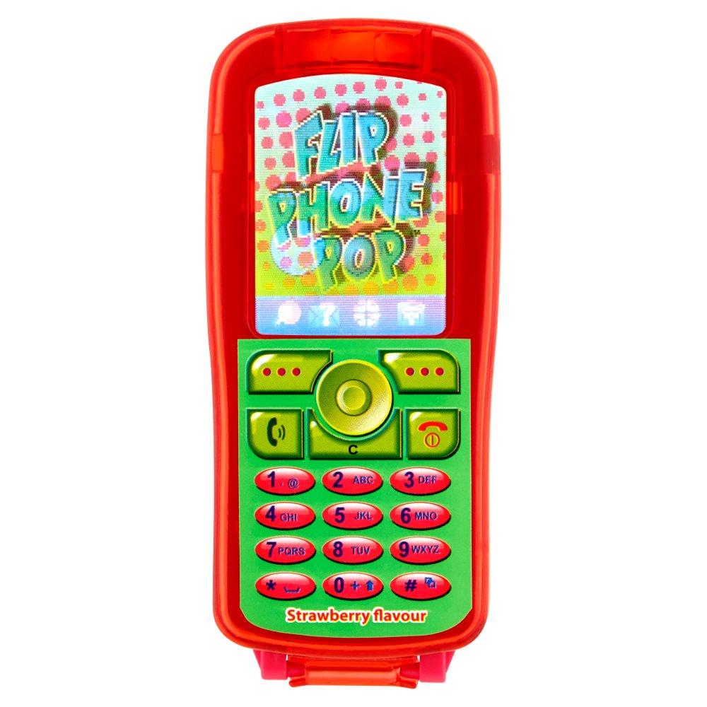 Kidsmania Flip Phone Pop Lollipop 30g