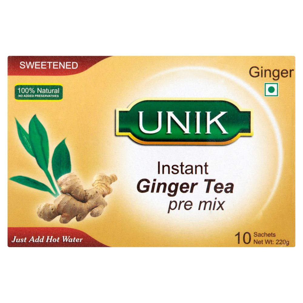 Unik Ginger Tea Sweeted
