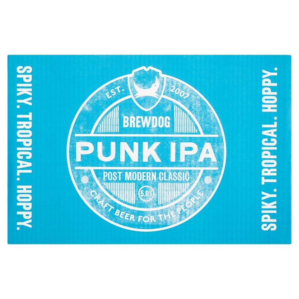 BrewDog Punk IPA 6 x 4 x 330ml Can