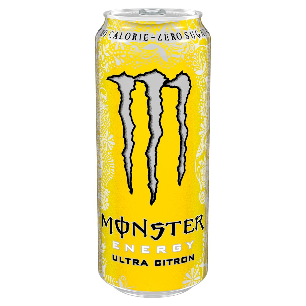 Monster Ultra Citron 500ml PMP £1.19