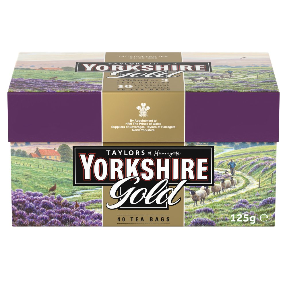 Yorkshire Tea Gold PM £1.99