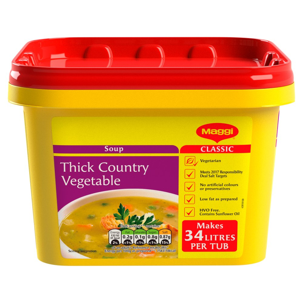 Maggi Soup Country Veg