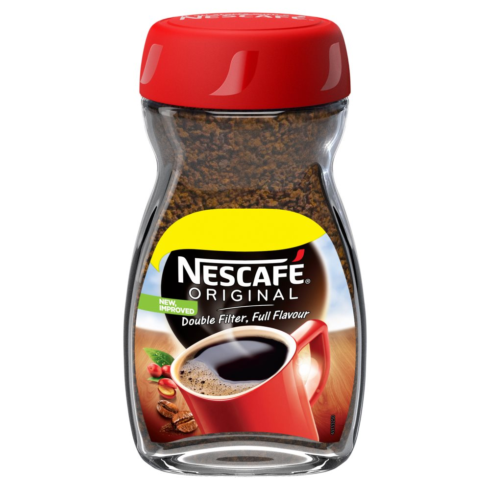 Nescafe Original Instant Coffee 100g PM £2.95