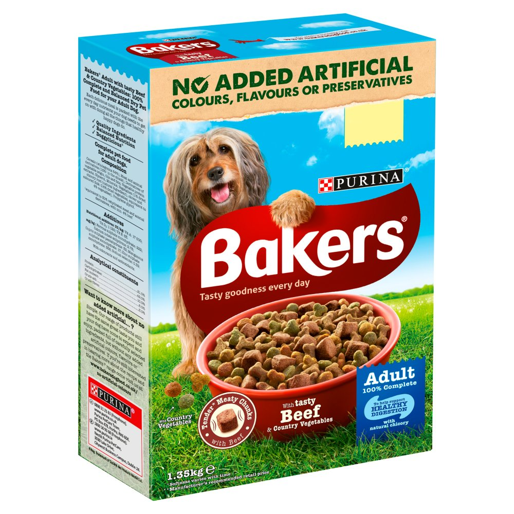 Bakers Beef & Vegetable PM £3.69