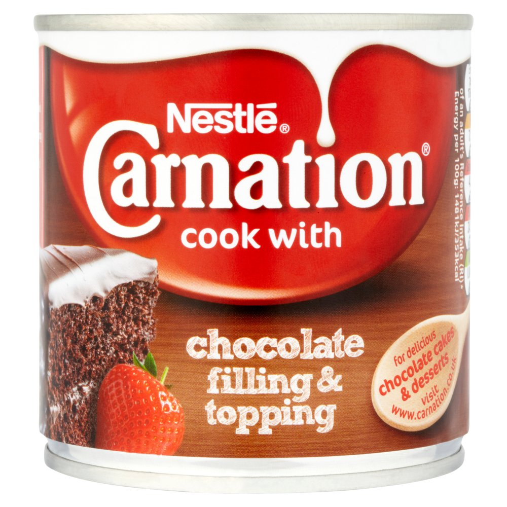 Nestle Carnation Chocolate Topping & Filling