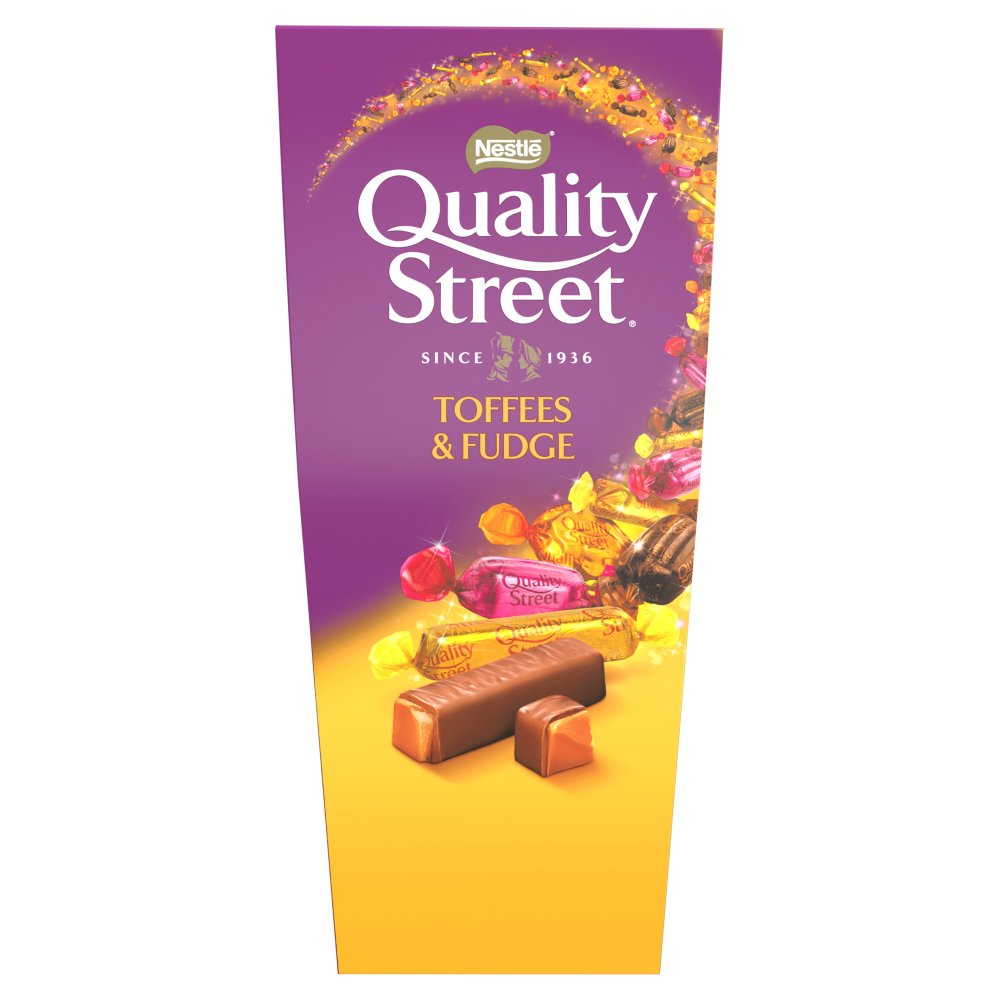 Quality Street Toffee & Fudge