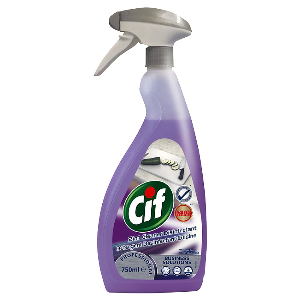 Cif 2 In 1 Disinfectant