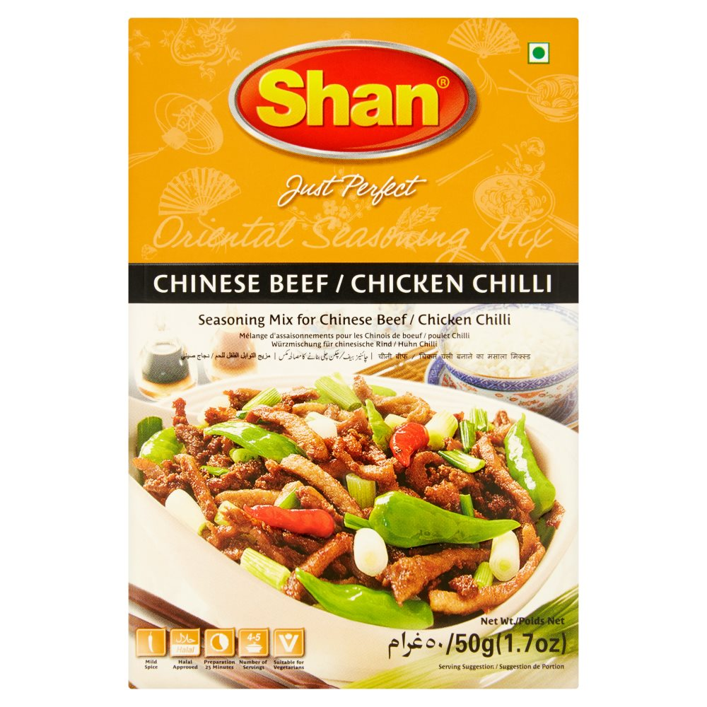 Shan Chinese Beef Chicken