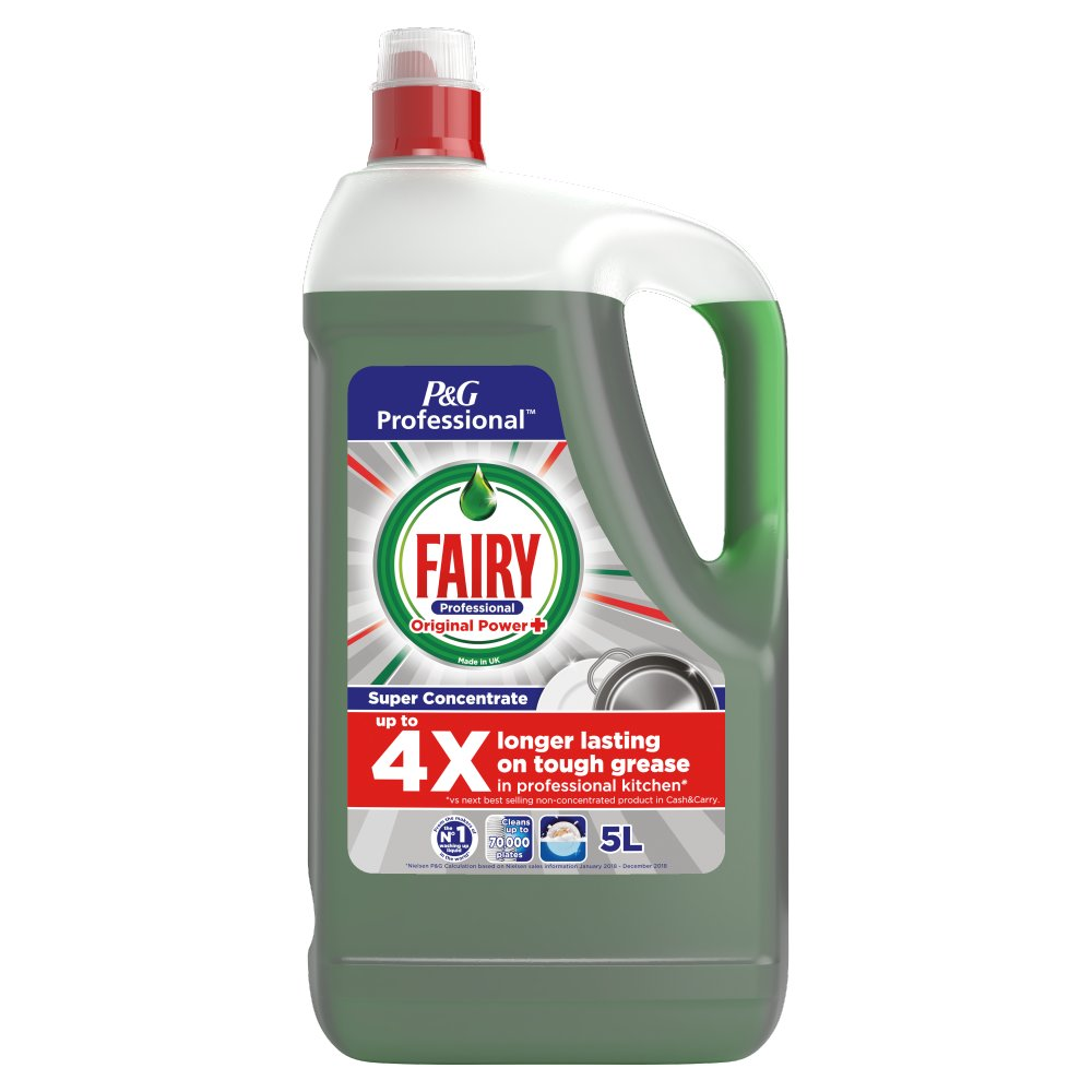 Fairy Hdw Extra Fast Clean