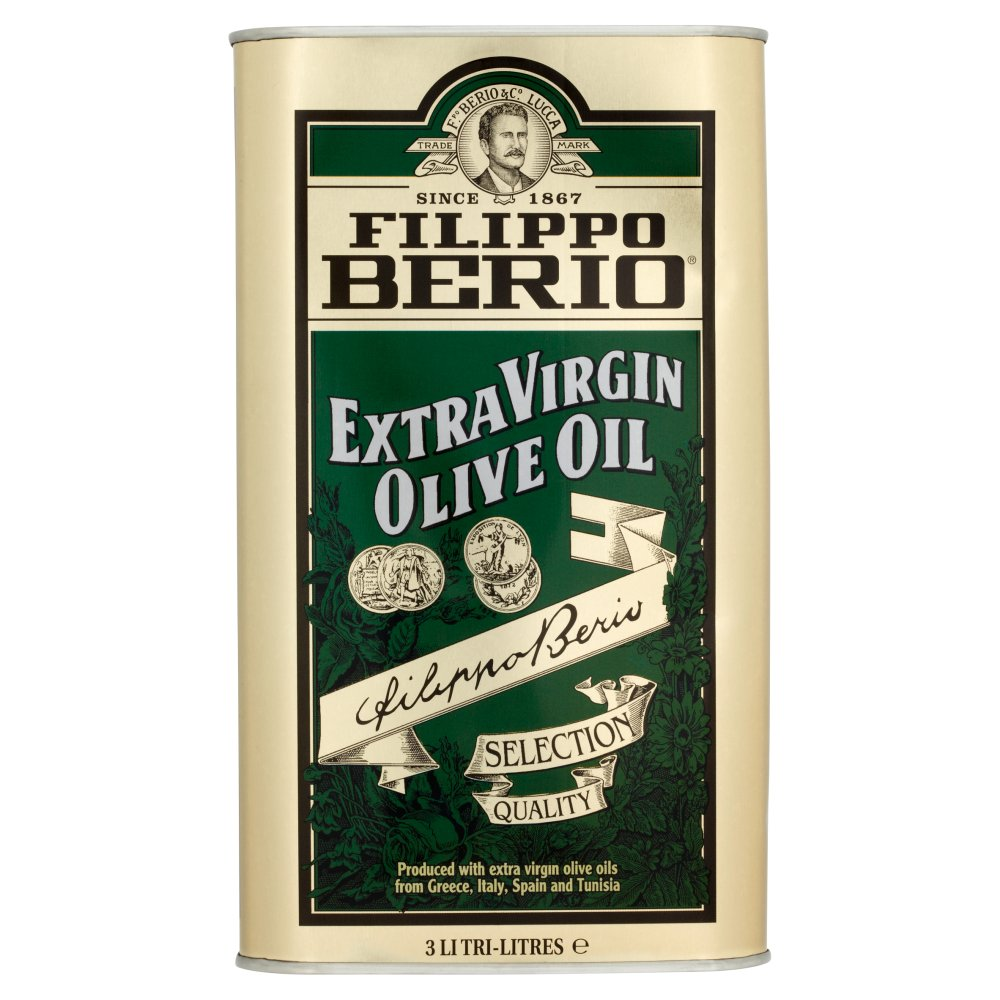 Fillipo Berio Extra Virgin Olive Oil