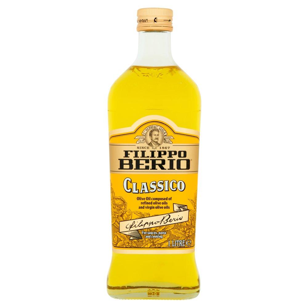 Filippo Berio Classic Olive Oil 1 Litre