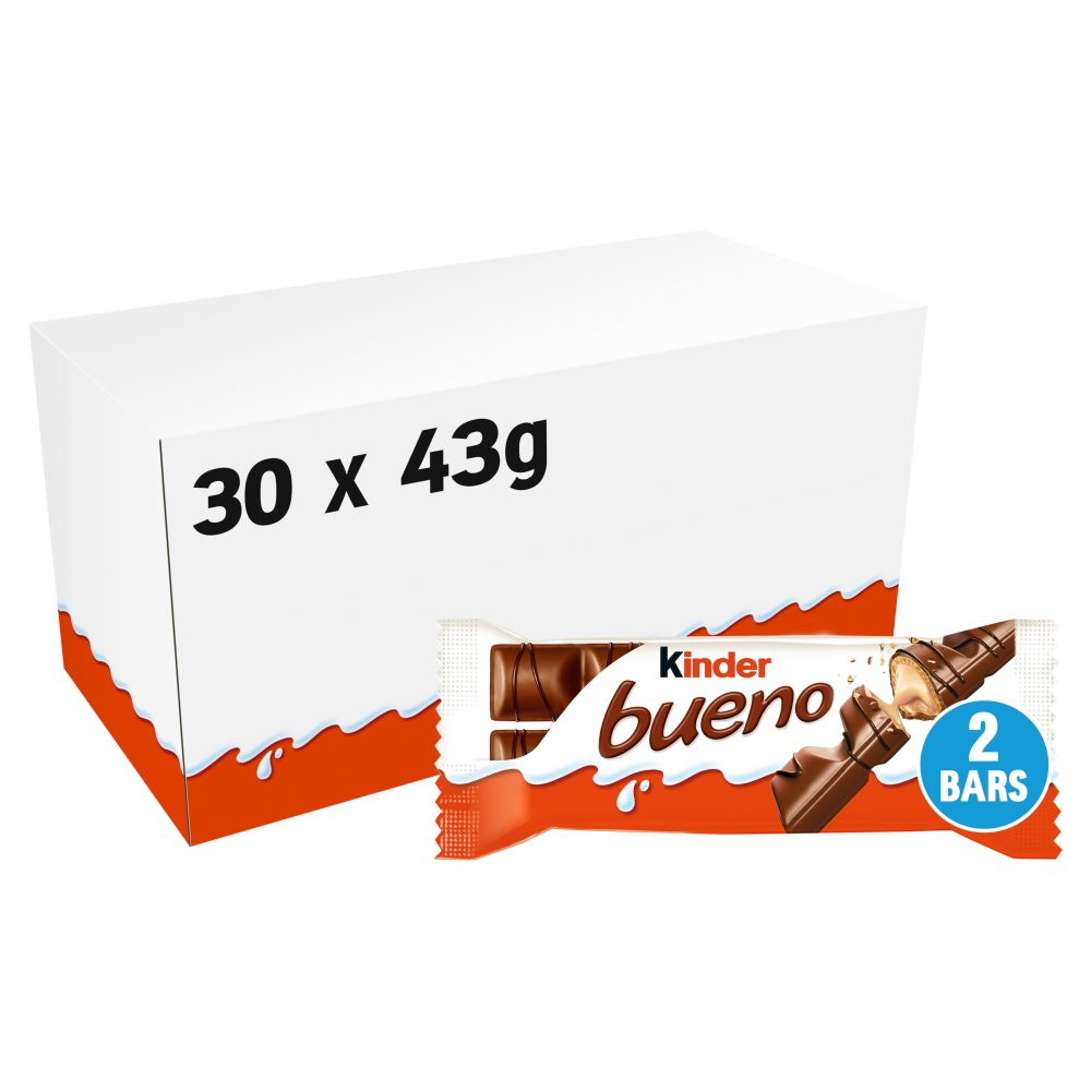 Kinder Bueno Chocolate Wafer
