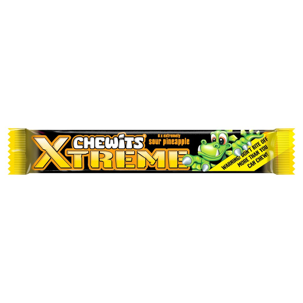 Xtreme Sour Pineapple