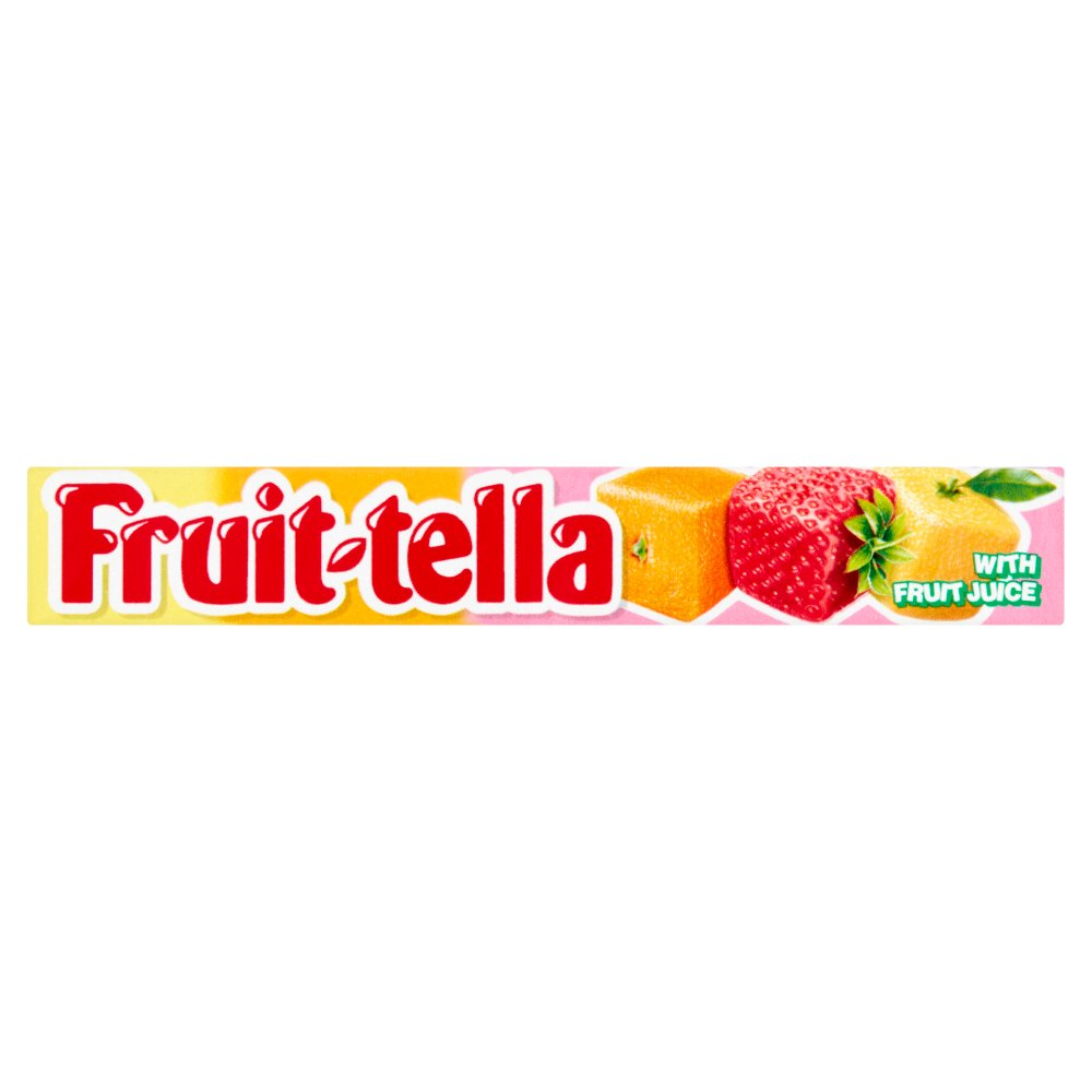 Fruittella Summer Fruits Stick 41g