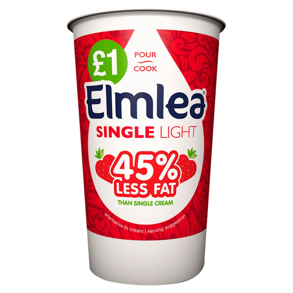 Elmlea Single Cream PM £1