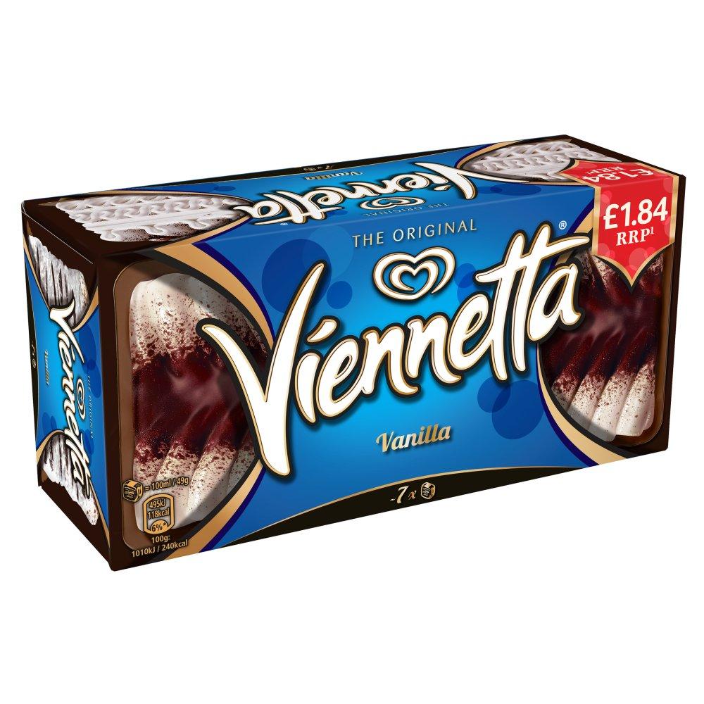 Viennetta Vanilla Ice Cream Dessert 650ml