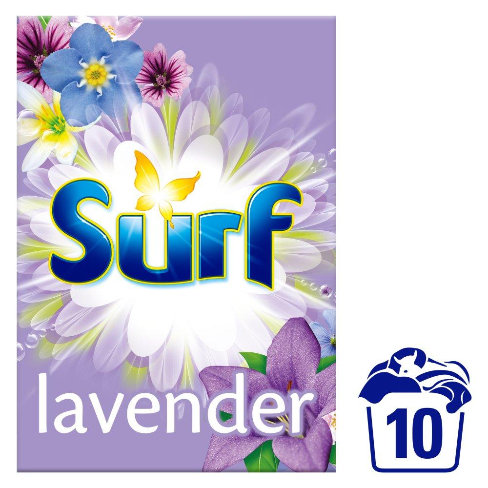 Surf Lavender Laundry Powder 650 G