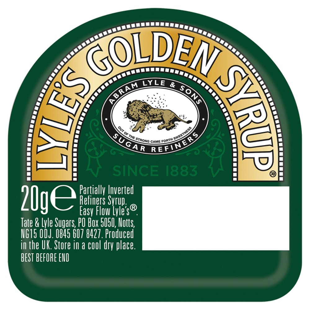 Lyle's Golden Syrup Original 20g
