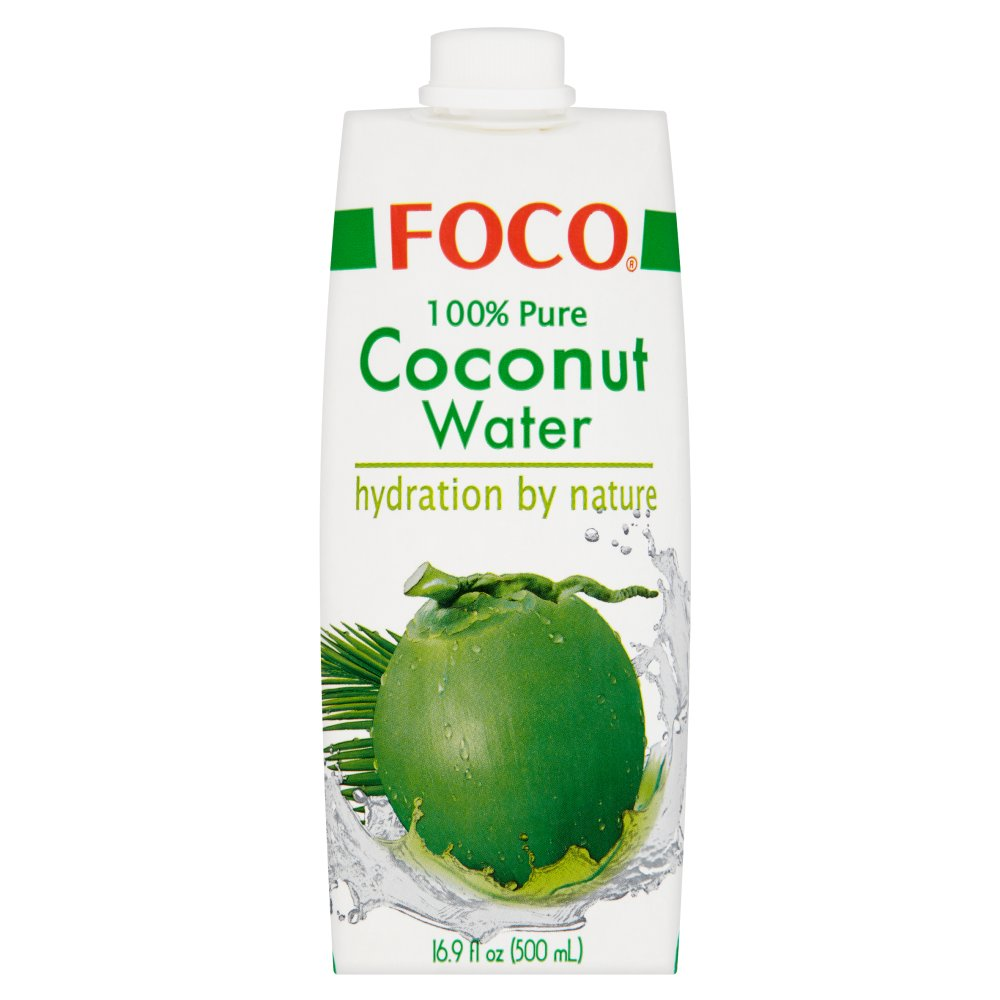 Foco Coconut Water £1.69