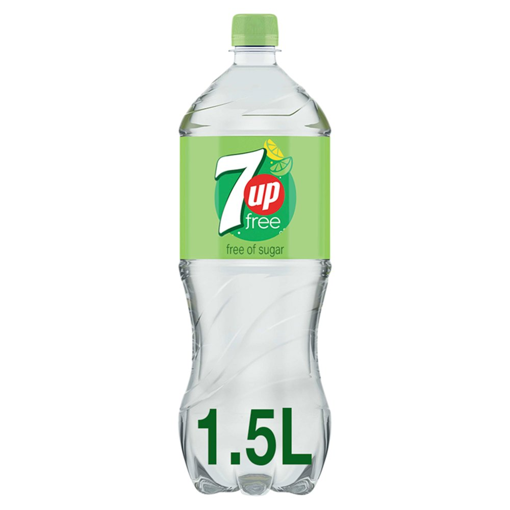 7 Up (stylized as 7up outside the U.S.) is a brand of lemon-lime-flavored non-caffeinated soft drink. The rights to the brand are held by Keurig Dr Pepper in the United States and by PepsiCo (or its licensees) in the rest of the world.